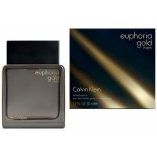 Calvin Klein Euphoria Men Gold