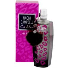 Naomi Campbell Cat Deluxe at Night