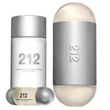 Carolina Herrera 212 White Limited Edition