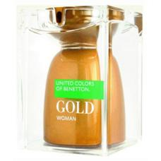 Benetton Gold Woman